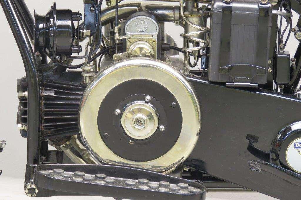 Douglas 1929 E29 600cc 2 cyl sv 2706