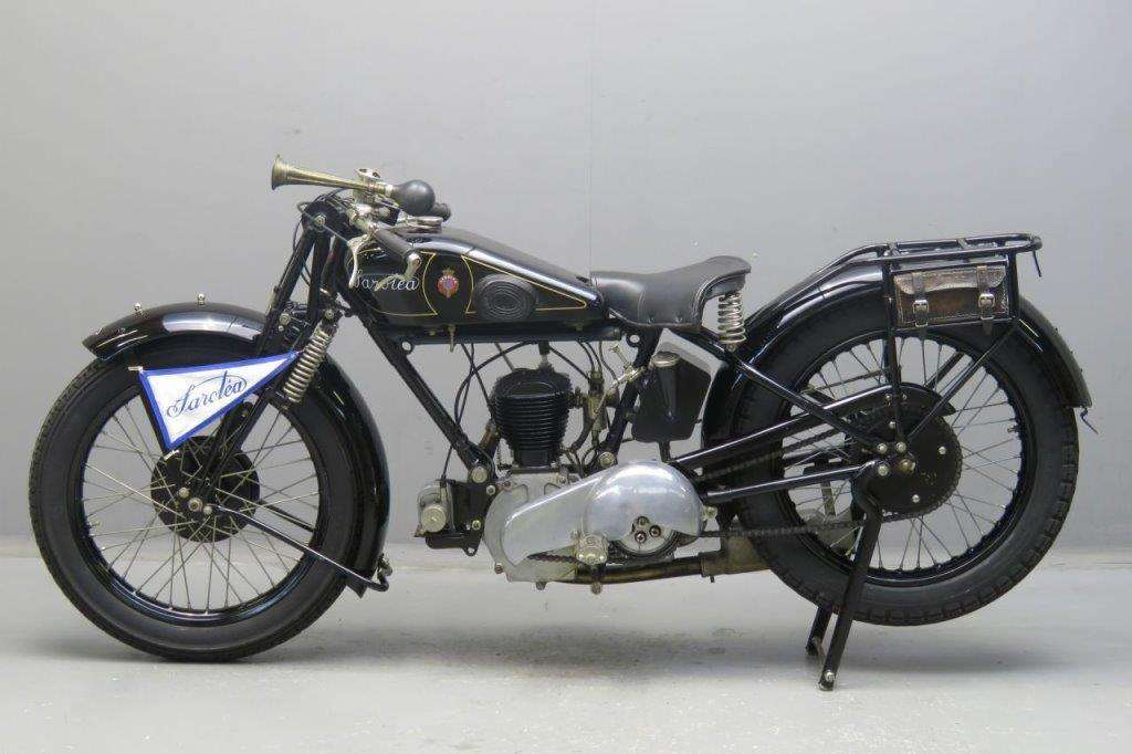 Sarolea 1929 model 25.O 350cc 1 cyl sv 2601