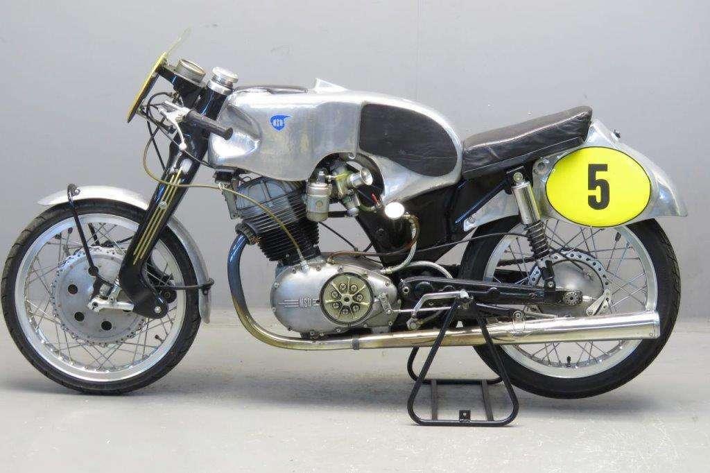 NSU 1954 Sportmax 250cc 1 cyl ohv 2602