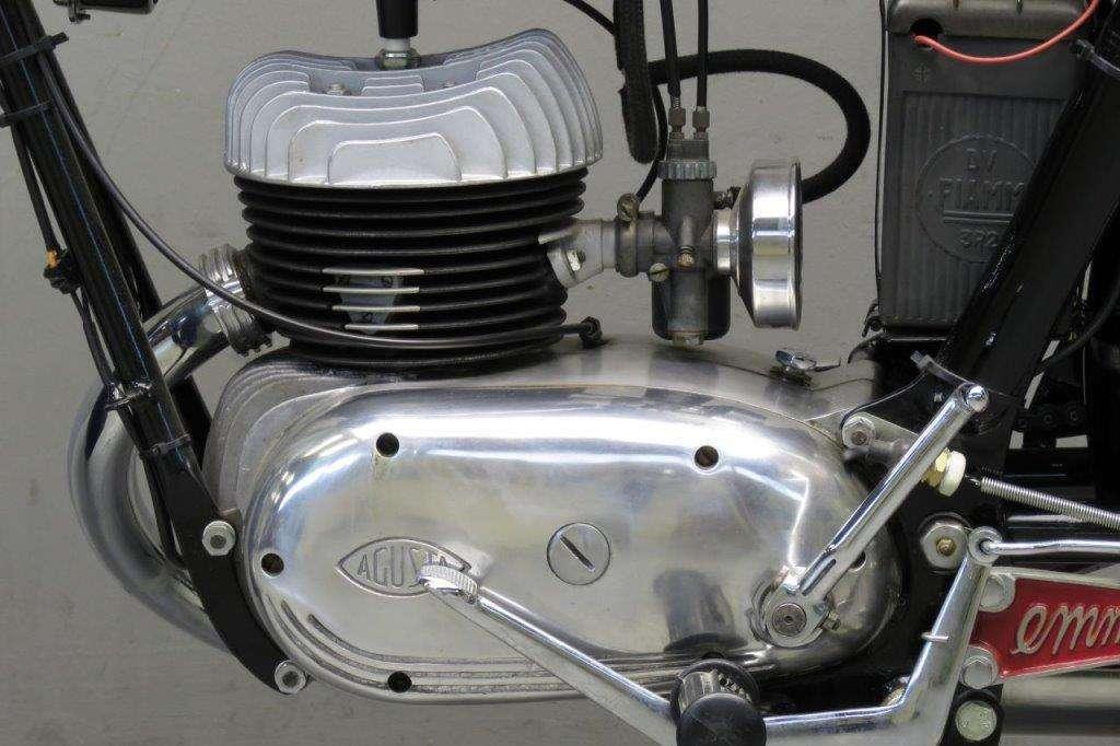 MV Agusta 1953 150cc 2511