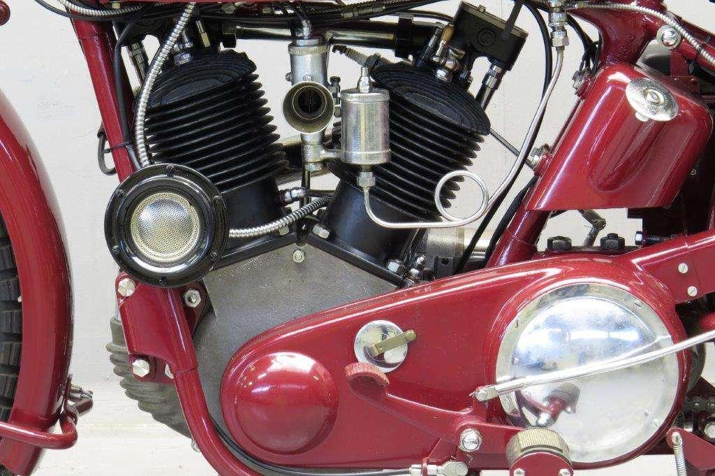 Standard 1930 2 cyl MAG 1000 cc ioe 2508