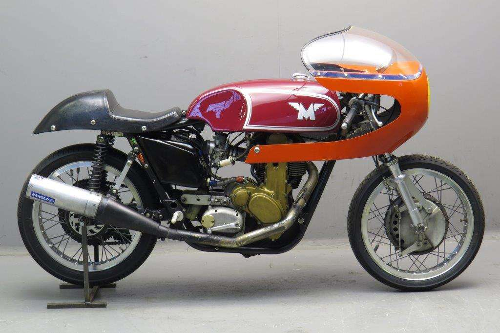 Matchless 1960 G50 500cc 1 cyl ohc