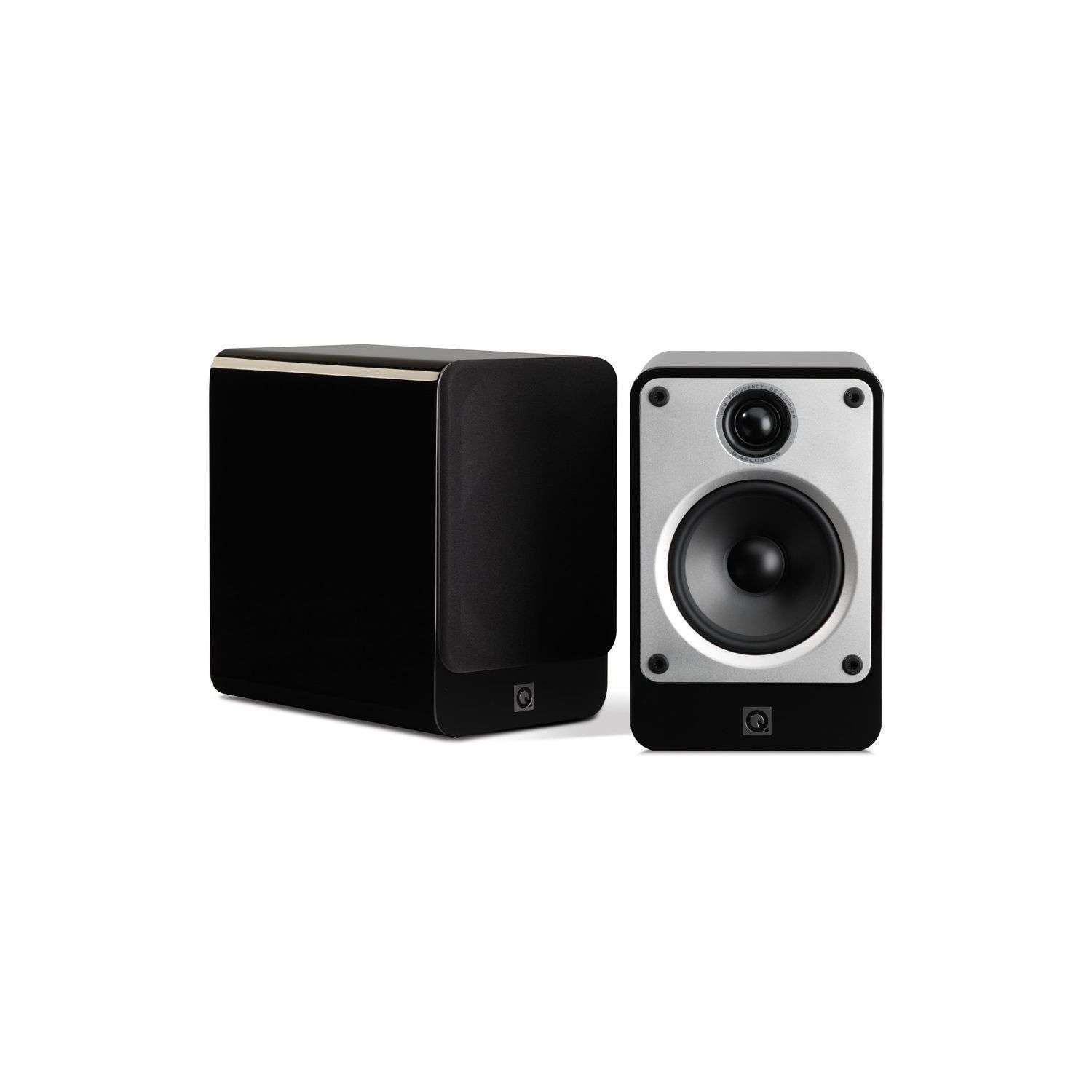 20 Concept Black Speakers Version with Feet