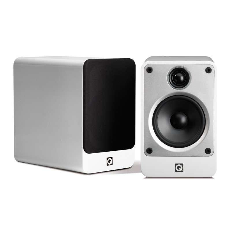 20 White Concept Speakers
