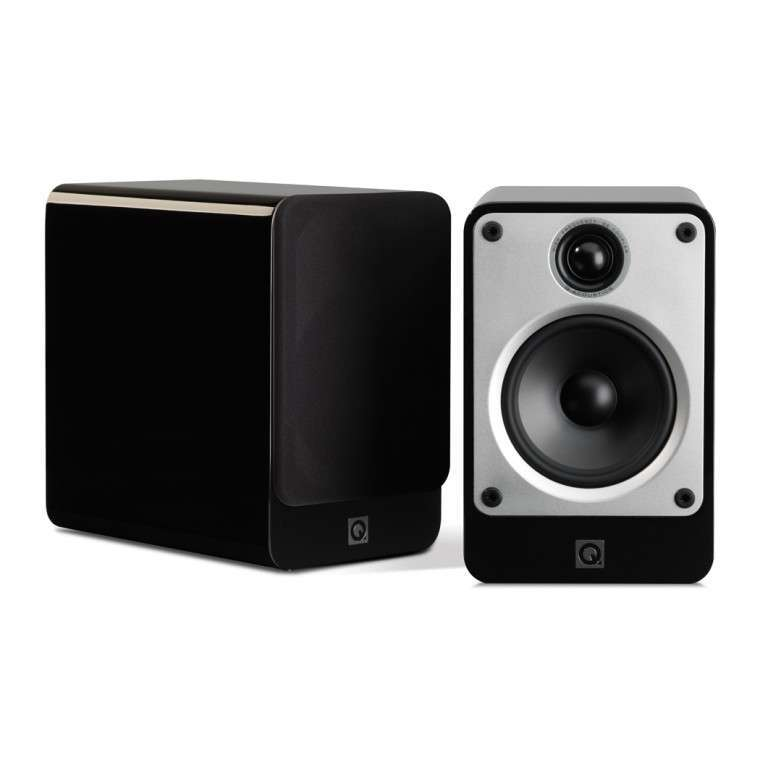 20 Black Concept Speakers