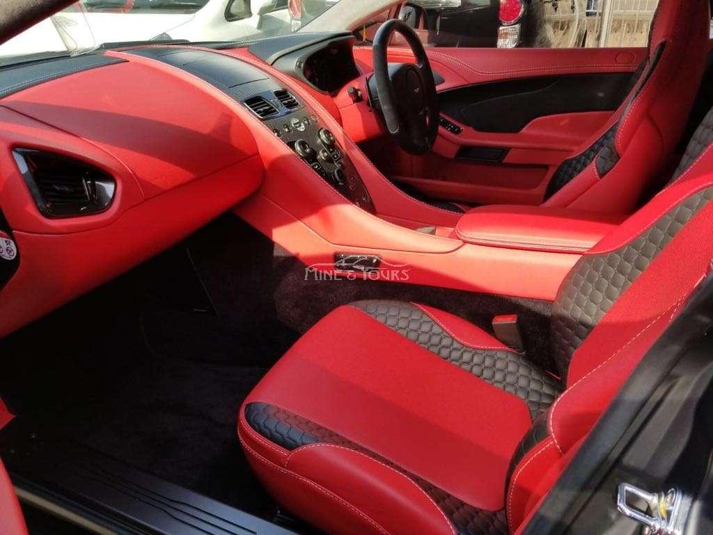 2013 Aston Martin Vanquish (Code 2146)