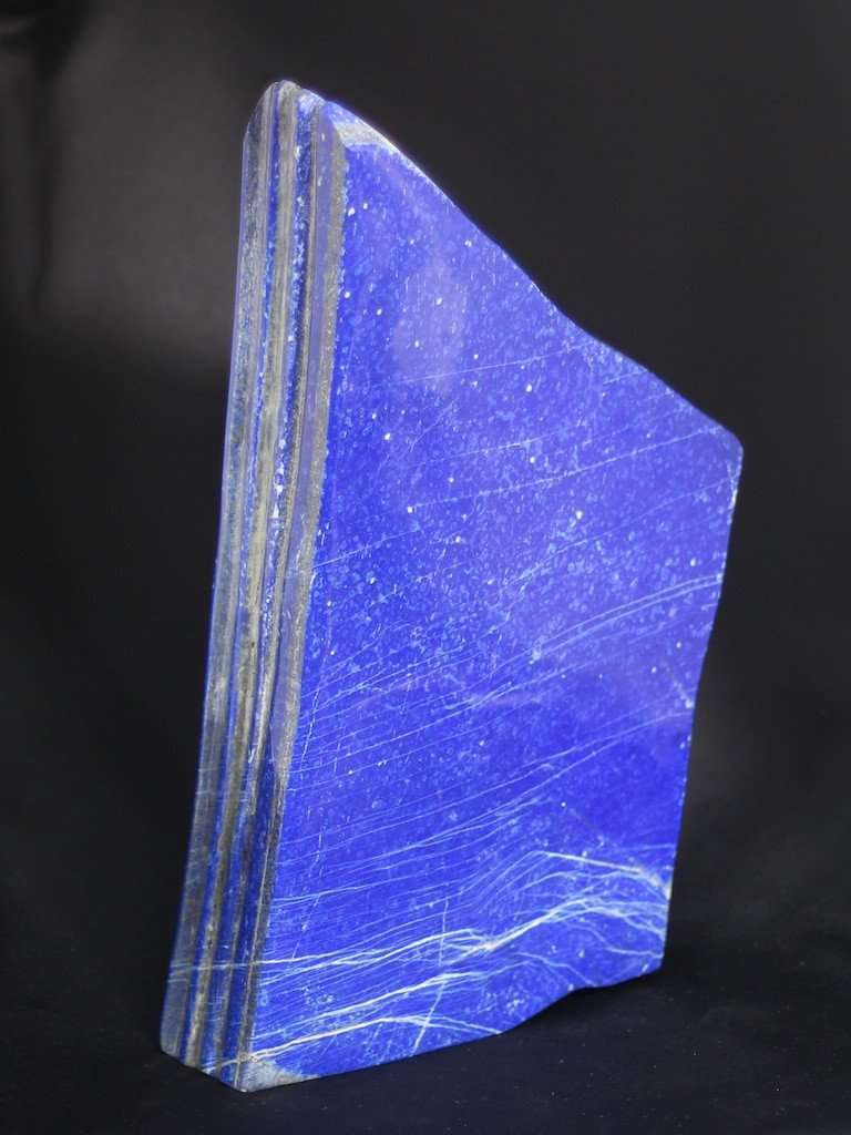 GORGEOUS LAPIS - 16 INCHES