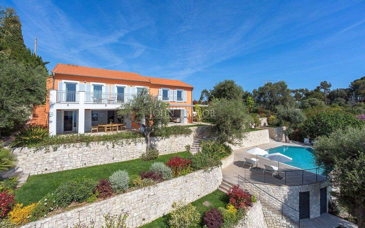 VILLA IN SEASONAL RENTAL SAINT JEAN CAP FERRAT