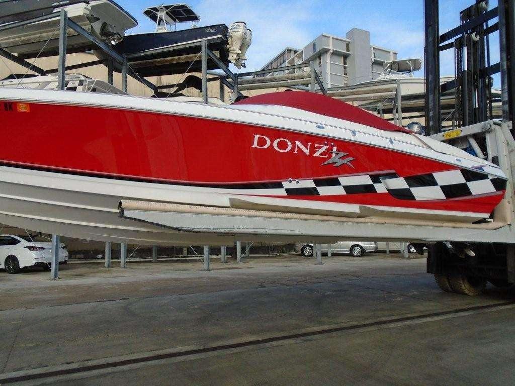 2000 Donzi 33 ZX