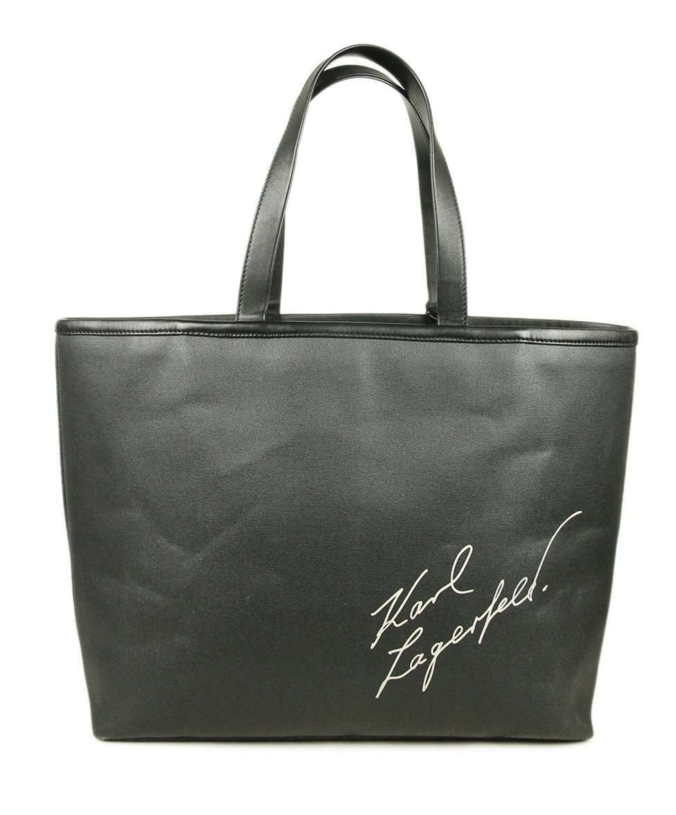CHANEL MOBILE ART 2008 CANVAS LEATHER TOTE