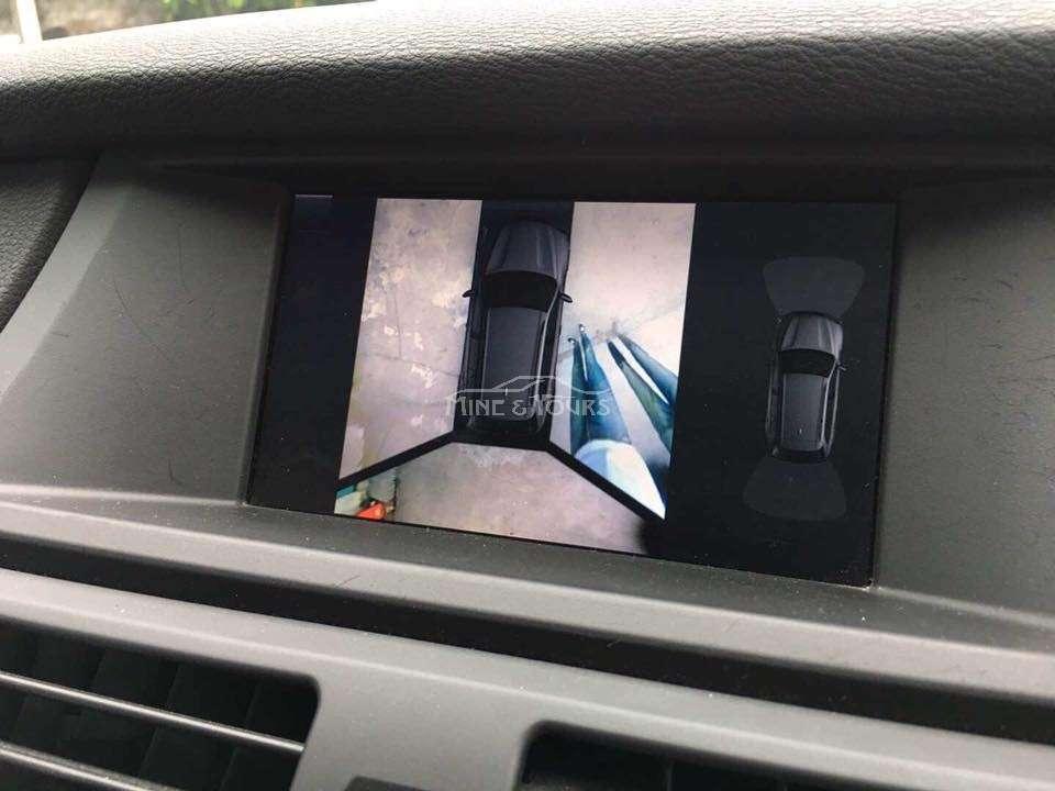 2012 BMW X5 xdrive35i (Code 2151)