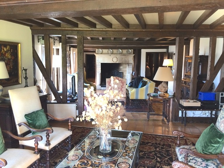 FOR SALE - HOUSE NEAR DEAUVILLE - 4 BEDROOMS - GARDEN