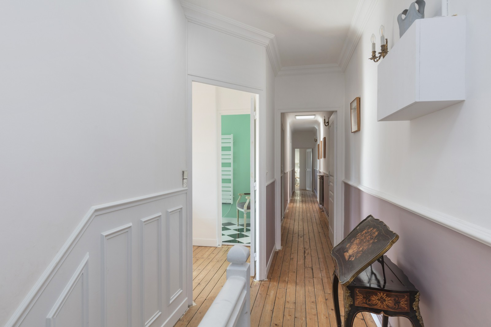 COLOMBES BOURGEOIS HOUSE