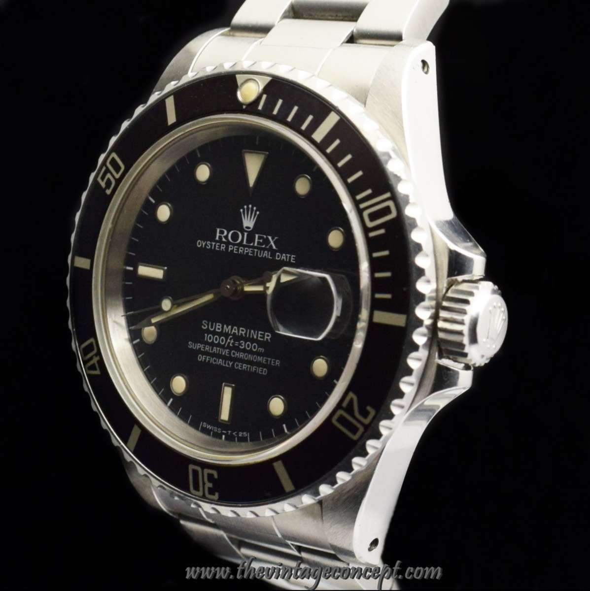 Rolex Submariner Glossy Dial 16800