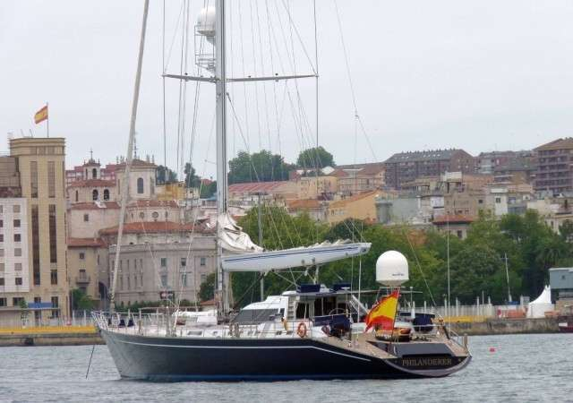 CONCORDE 40M SAILING SUPER YACHT - FOR CHARTER