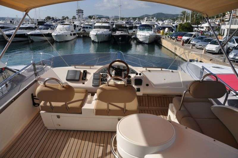 TRANQUILO - FOR CHARTER