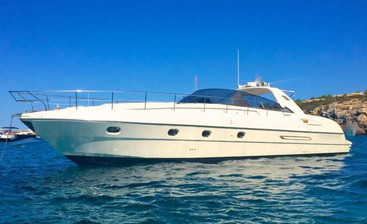 GIANETTI 55 - FOR CHARTER
