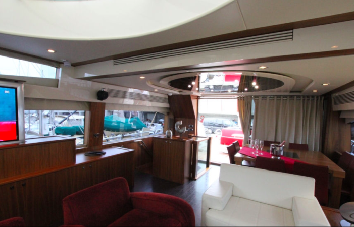 SUNSEEKER 92 - FOR CHARTER