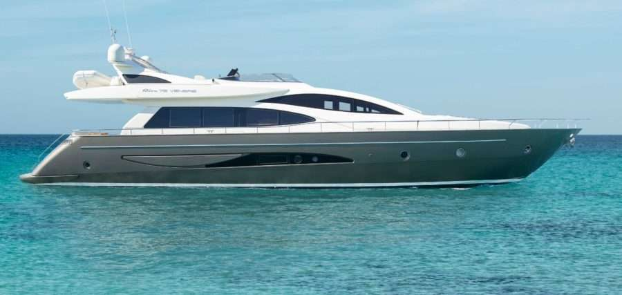 RIVA VENERE - FOR CHARTER