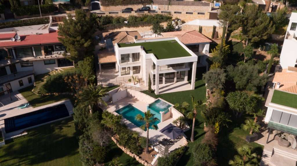 UNIQUE LUXURY VILLA IN BENDINAT