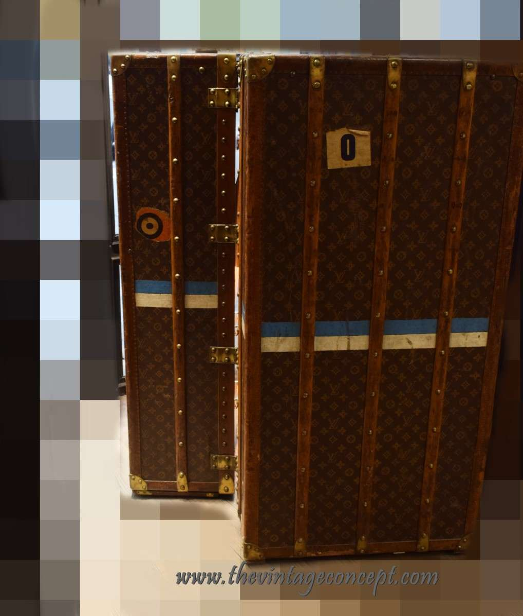 Louis Vuitton Make Up & Jewellery Tailor Made Trunk