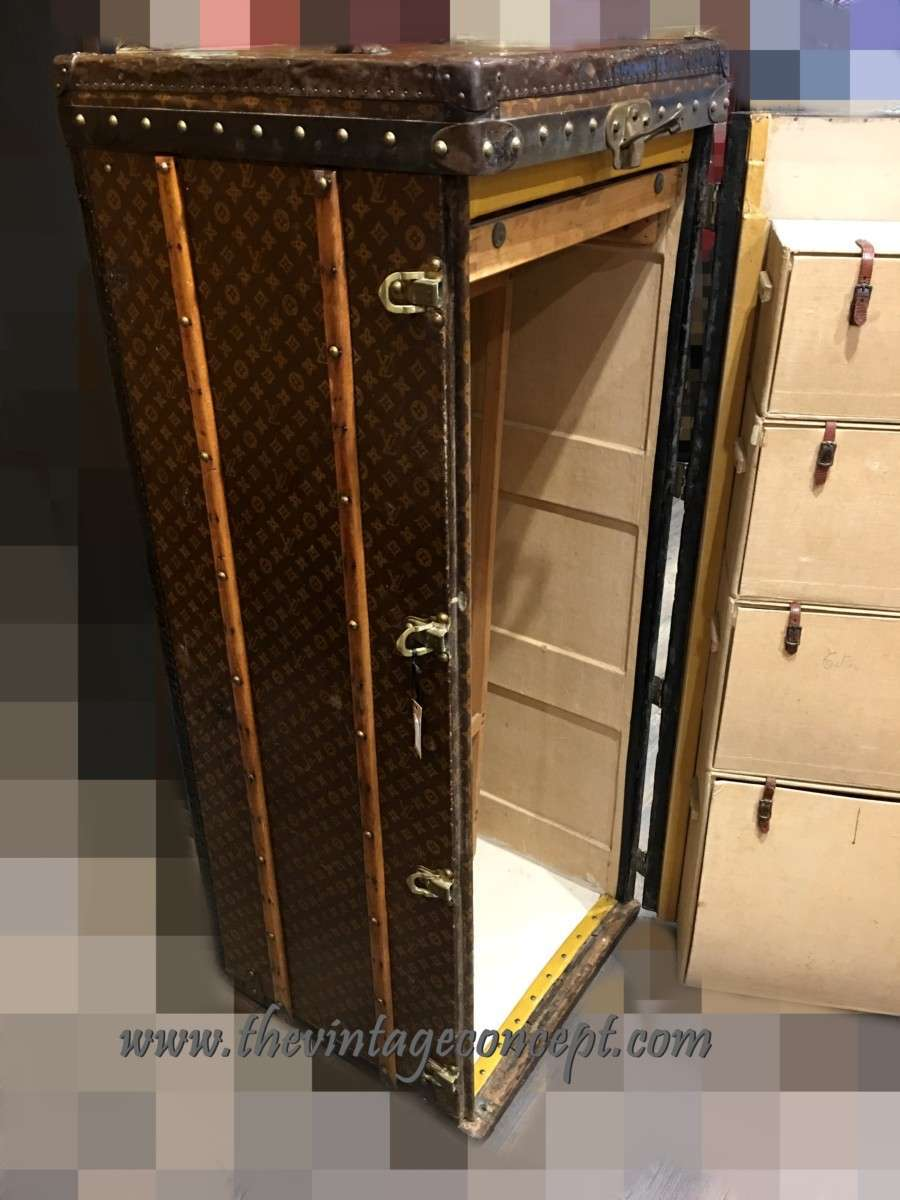 Louis Vuitton Wardrobe