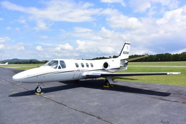 1972 Cessa Citation 500