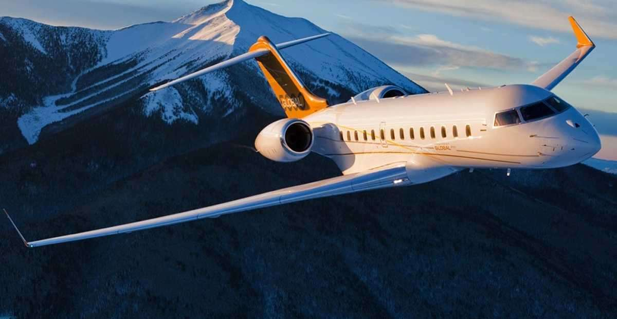 Global 5000 - for charter