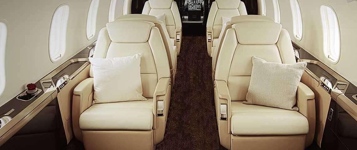 Challenger 350 - for charter