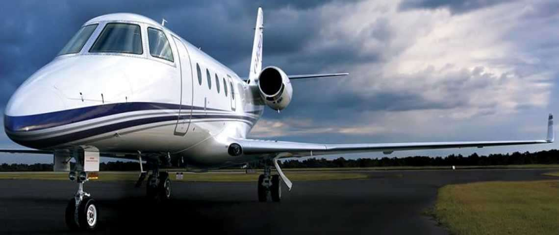 Gulfstream G150 - for charter