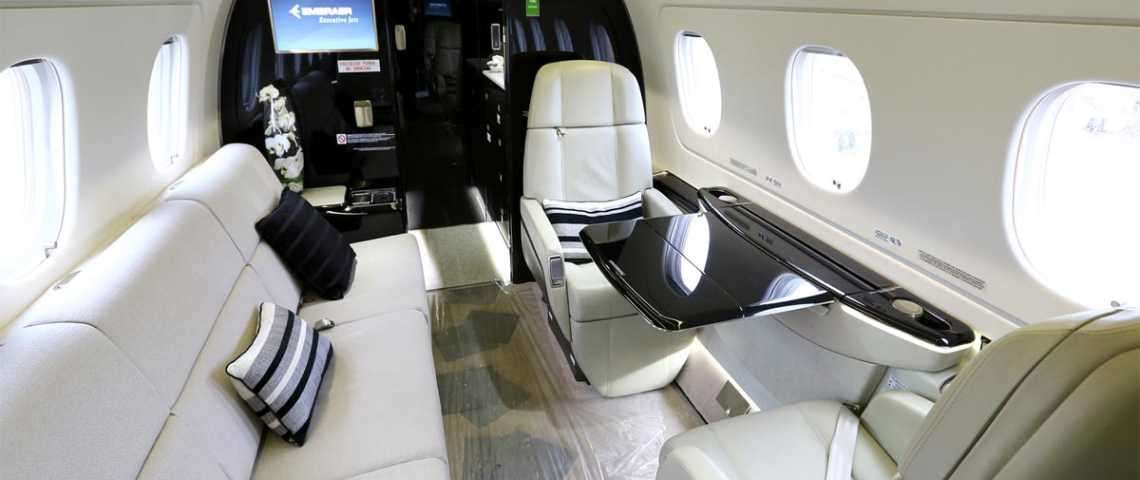 Legacy 500 - for charter