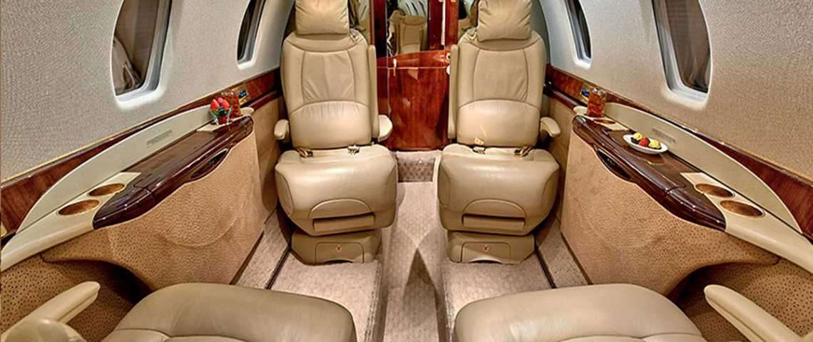 Citation Sovereign - for charter