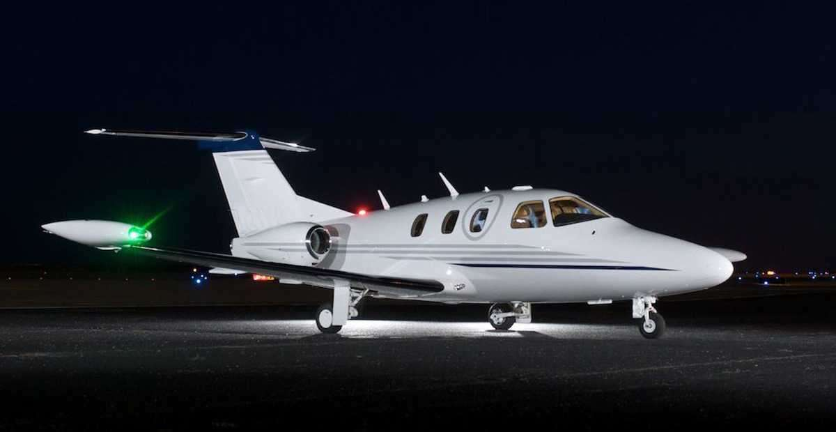 Eclipse 550 - for charter