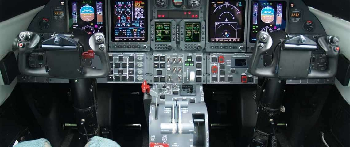 Learjet 45 - for charter