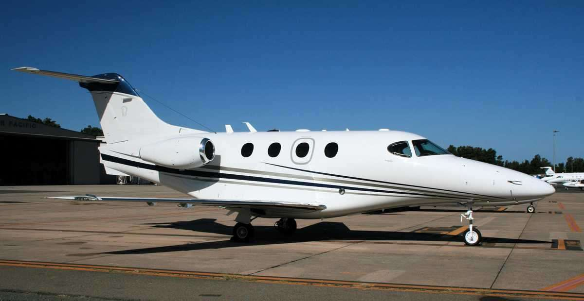 Beechcraft Premier 1A - for charter