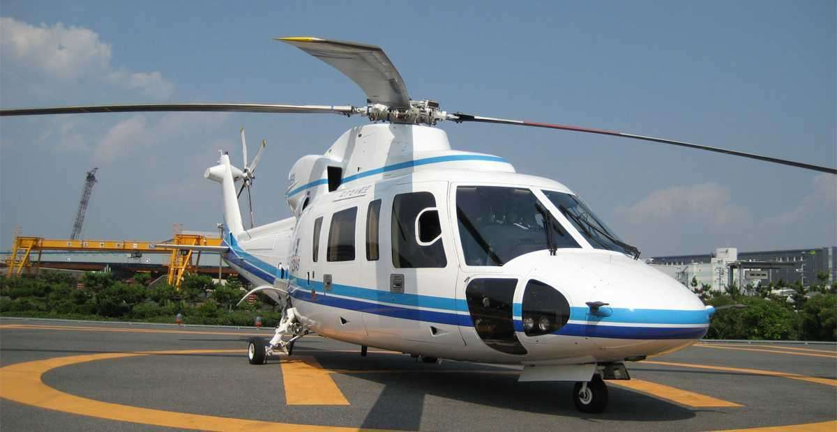 SIKORSKY S76C+ - for charter