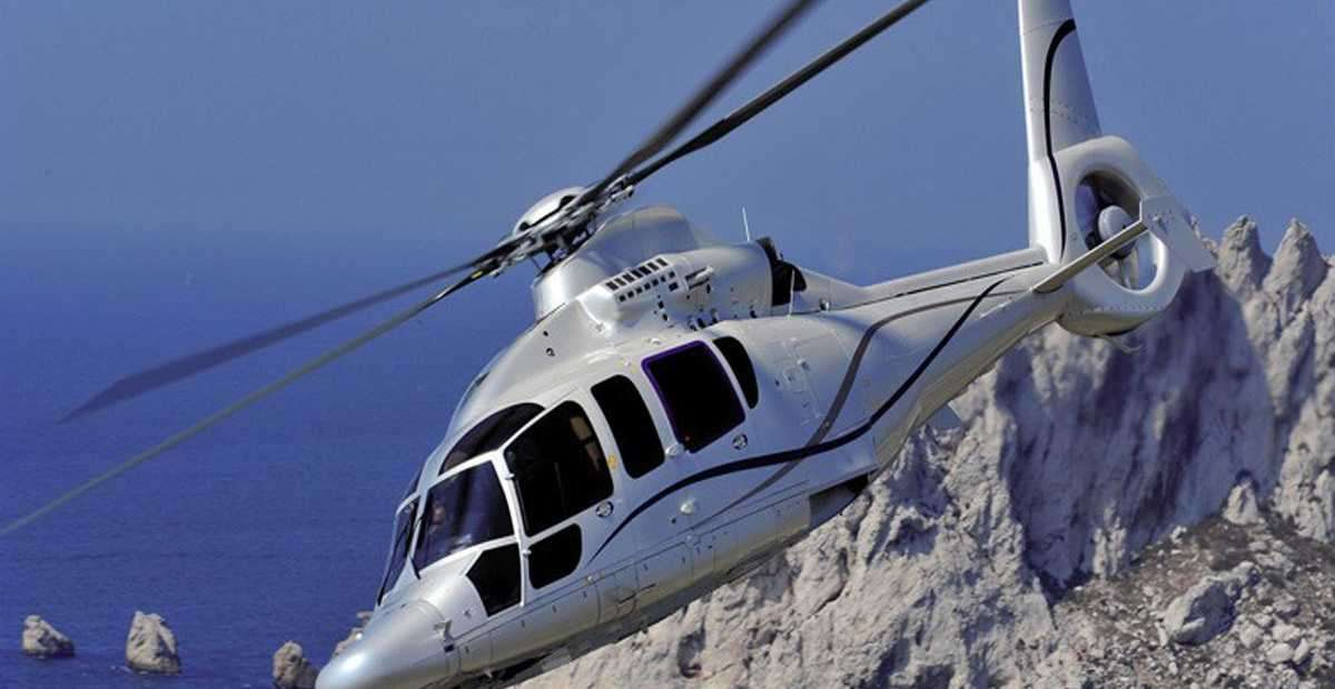 Eurocopter EC 155B - for charter