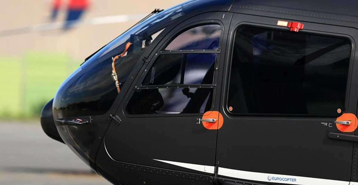 EUROCOPTER EC145 - for charter