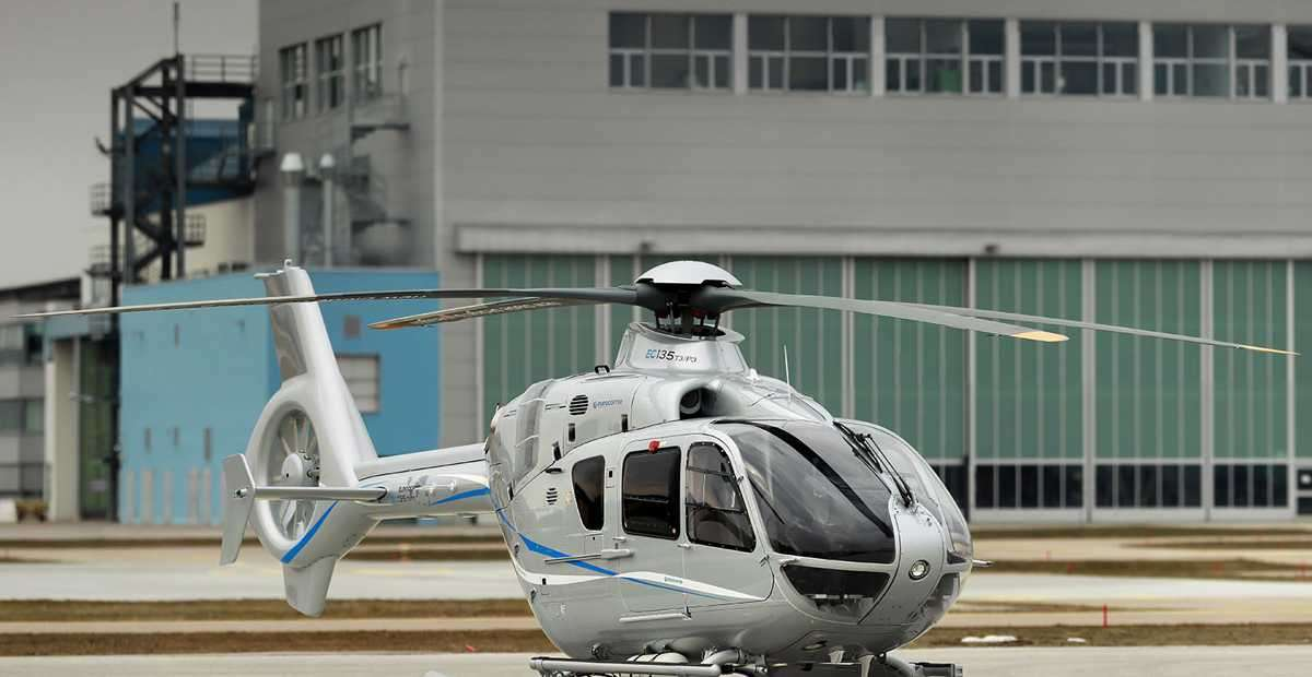 EUROCOPTER EC135 - for charter