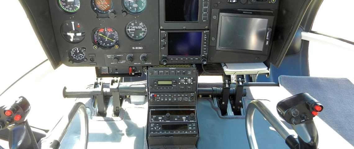 Eurocopter EC130 - for charter