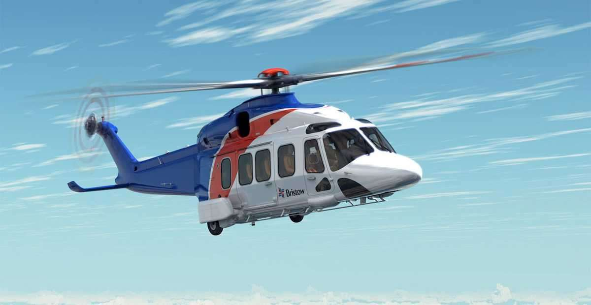 AUGUSTAWESTLAND AW189 - for charter