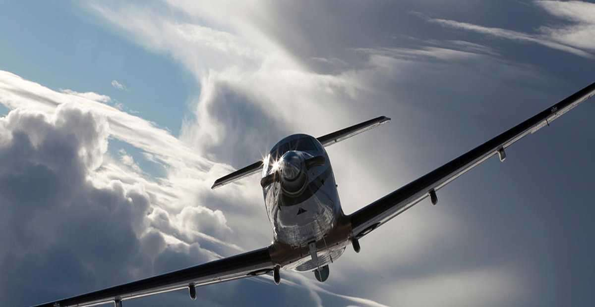 Pilatus PC-12 NG - for charter
