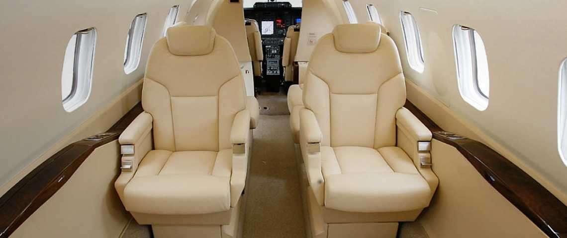 Piaggio P180 Avanti II - for charter