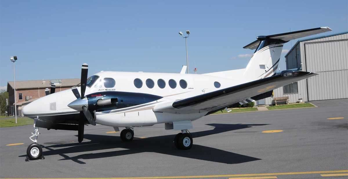 King Air 200 - for charter