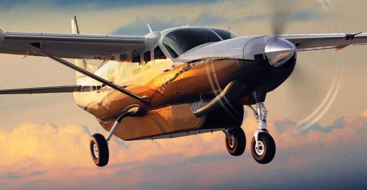 Cessna Grand Caravan EX - for charter
