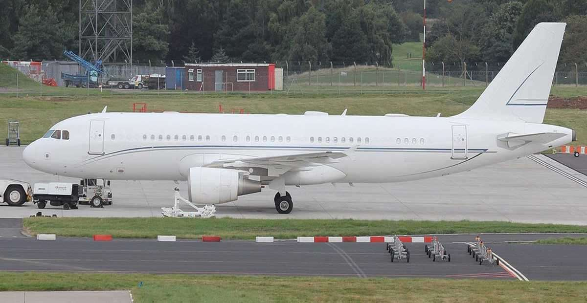 AIRBUS A320 - for charter