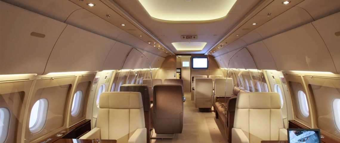 Airbus A340 - for charter