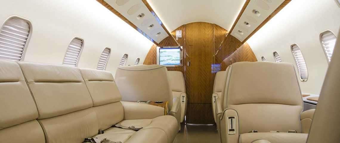 Challenger 300 - for charter