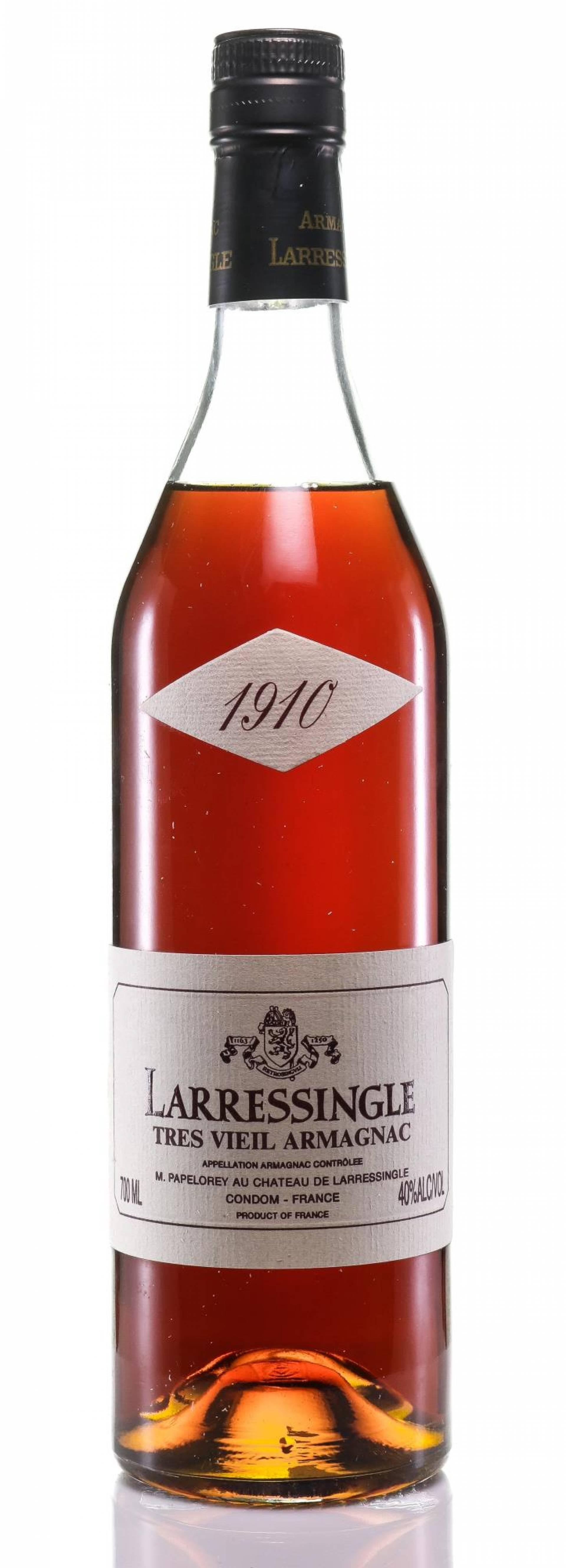 Armagnac 1910 Larressingle