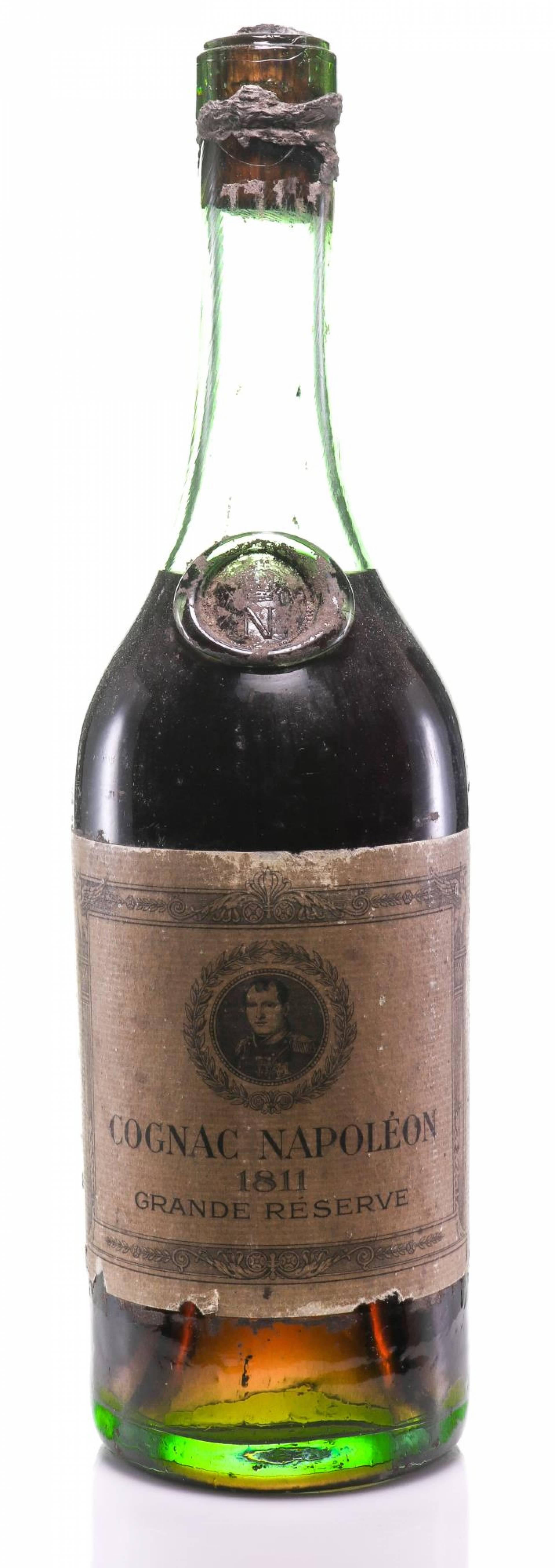 Cognac 1811 Napoléon Grande Réserve